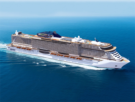 MSC-cruise-ship
