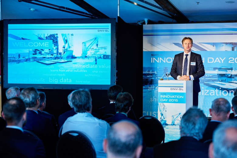 The question of how digital innovation would shape the maritime industry was the focus of the DNV GL Innovation Day 2015. Invited guests from leading shipping companies, managers and owners, manufacturers, governmental agencies, academics, and other stakeholders were given a look into the potential in presentations from DNV GL and external experts.