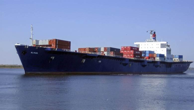 el faro ship
