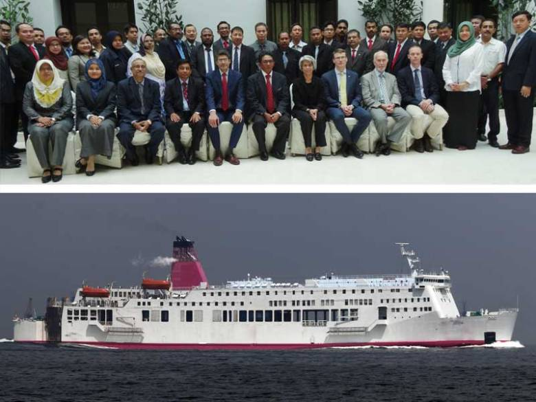 Addressing the safety of ships on non-international voyages - new photo