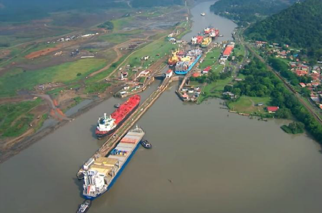 Container lines may be tempted to alleviate the stress on the Asia-Europe routes and cascade the biggest ships possible from there to the Asia-East Coast North America (ECNA) trade once the expanded Panama Canal opens in April 2016, but the upgrades should be gradual and dictated by demand rather than the Canal's new size, according to the shipping analyst Drewry.
