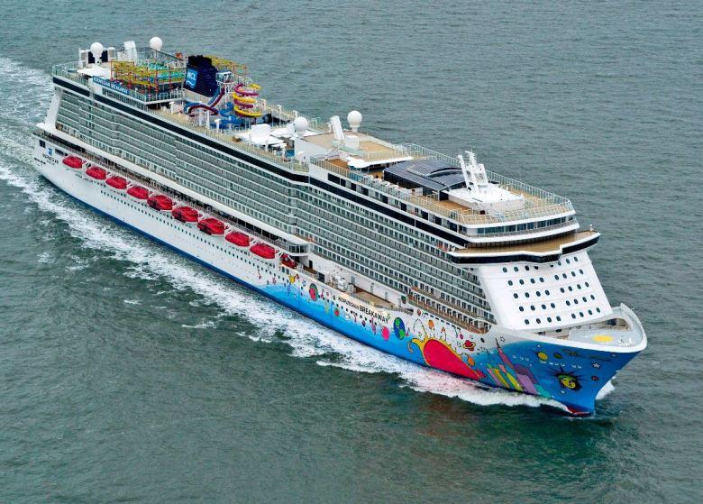 Norwegian-Breakaway-Successfully-Completes-Sea-Trials